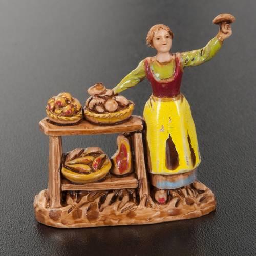 Pastores belén 6 personajes de 3 cm. Moranduzzo s4