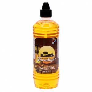 Lampenöle oder Flüssigwachs: Pflanzliche Zitronenwachslampe 1 Liter