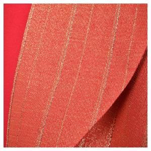 Piviale 100% pura lana vergine doppio ritorto Tasmania croci s11