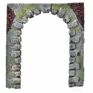Porta arco presepe fai da te 16 cm s2