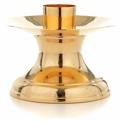 Porta candela altare bossolo 3,8 cm s2