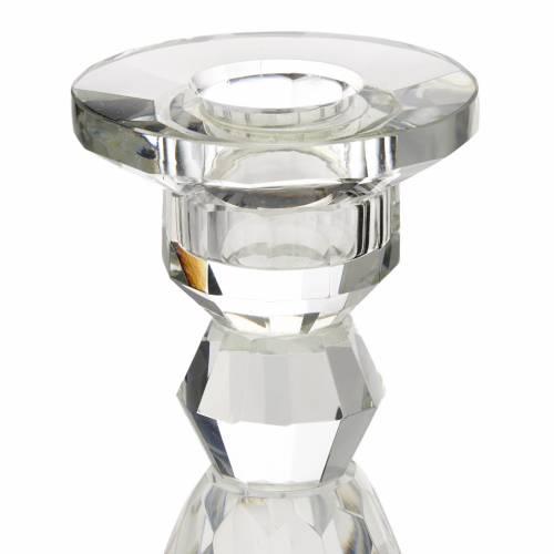 Portacandela cristallo s2