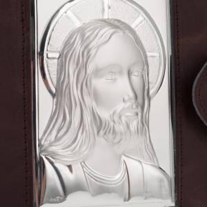 Portada Misal Romano plata y piel s2