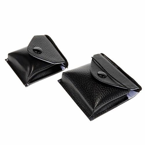 Portateca similpelle nera senza teca s1