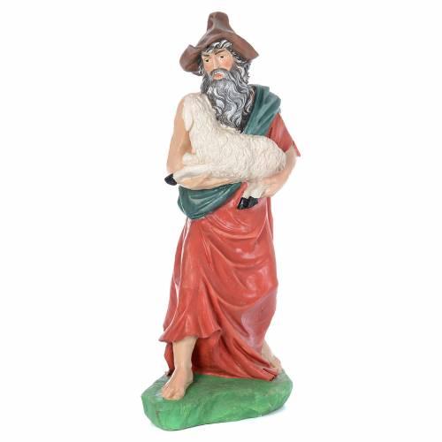 Presepe 9 statue cm 95 in vetroresina dipinta s5