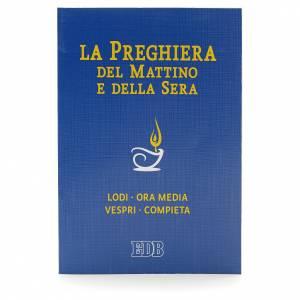 Prière du matin et du soir couverture bleue ITALIEN s1