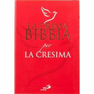 Libri per bambini e ragazzi: Prima Bibbia per la Cresima