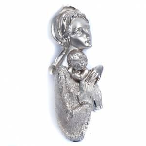 Relief pictural, Vierge avec enfant qui dort s1