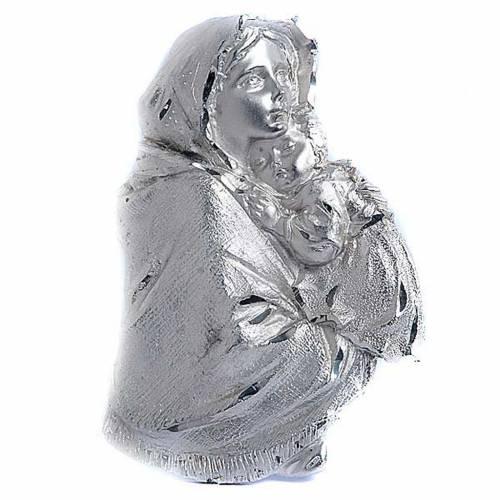 Relief pictural, Vierge avec enfant s1