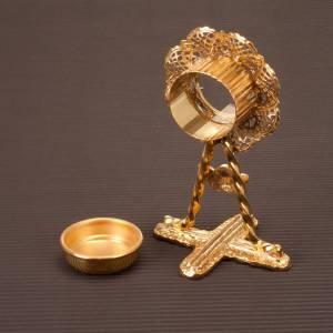 Ostensoirs, Reliquaires  en métal: Reliquaire avec couronne