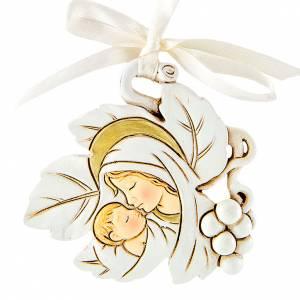 Bomboniere e ricordini: Ricordino Nascita Foglia Maternità 5 cm