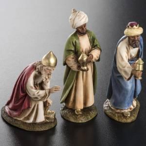 Rois Mages, santons crèche Landi 11 cm s5