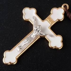Rosario olivo cuentas a cruz s4