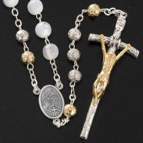 Rosary beads dedicated to the Holy Spirit 5mm s2