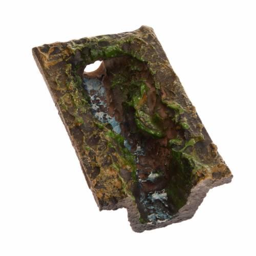 Ruscello presepe 10,5x3x2,5 cm s1