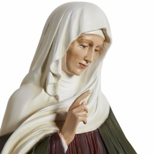Saint Anne statue in fiberglass, 80 cm s3