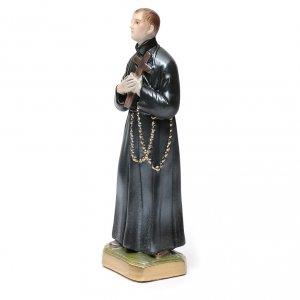 Saint Gerard statue in plaster, 30 cm s2