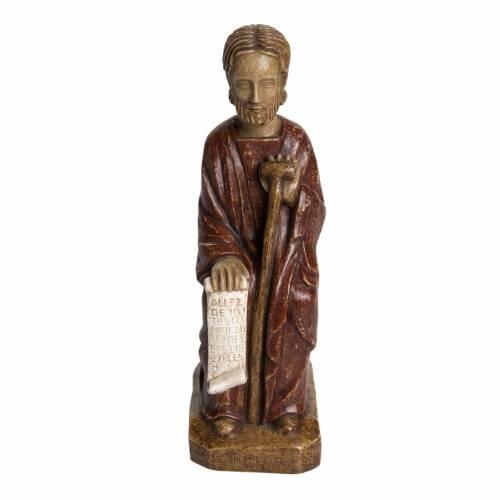 Saint Jacques 25,5 cm pierre Bethléem s1