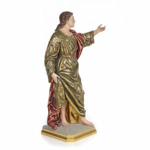 San Giovanni Evangelista 100 cm pasta di legno dec. extra s4