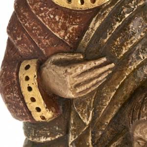 Statue in pietra: San Giuseppe con Gesù
