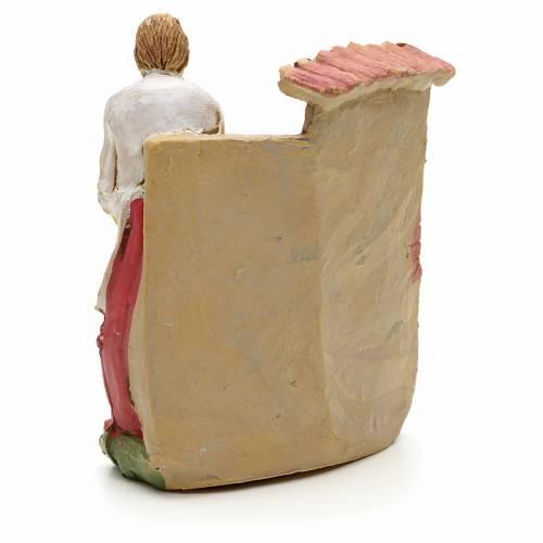 Ferblantier avec casseroles 10 cm s2