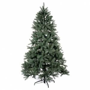 Sapins de Noël: Sapin de Noël 195 cm vert Poly Downswept Douglas