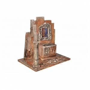 Sarcophage et icône crèche Fontanini 12 cm s2