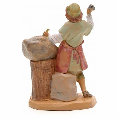 Sculpteur crèche Fontanini 12 cm s2