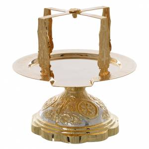 Set calice diskos couverts Liturgie Orthodoxe s5