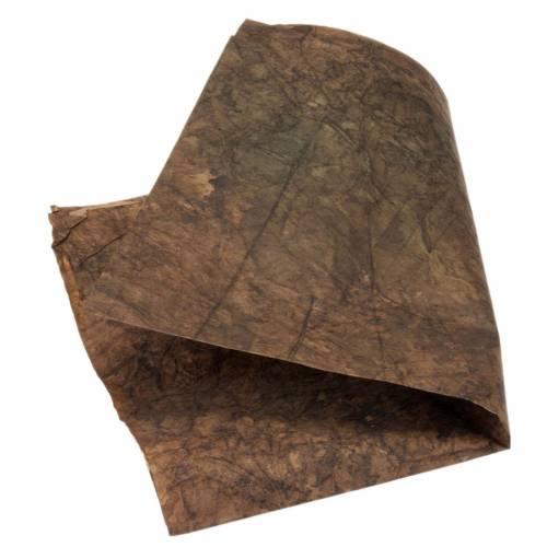 Sfondo presepe fai da te, carta roccia 70x100 s1