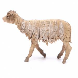 Angela Tripi Nativity scene: Sheep standing in terracotta 13cm Angela Tripi