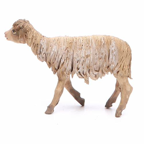 Sheep standing in terracotta 13cm Angela Tripi s2