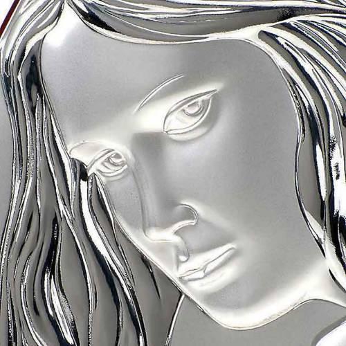 Silver Bas Relief