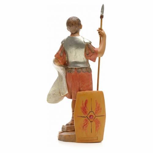 Soldat et sa lance crèche Fontanini 19 cm s2