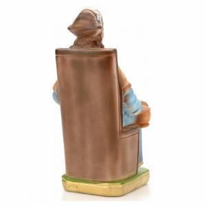 St Enfant Jésus d'Antocha plâtre 25 cm s4
