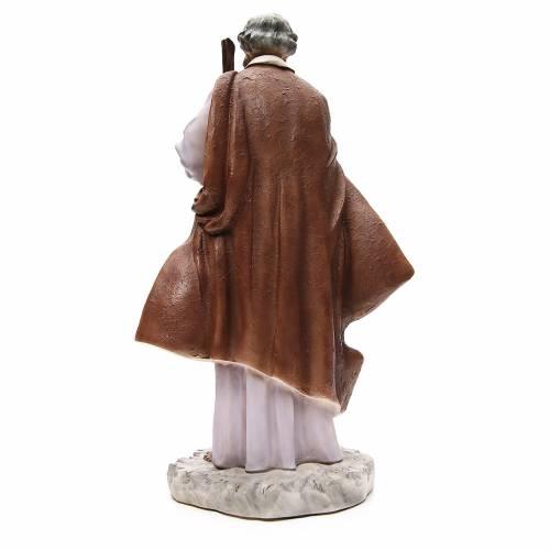 Statua Giuseppe per presepe 65 cm s3