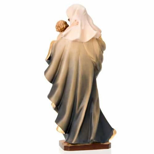 Statua Madonna del cuore s3