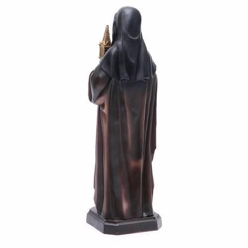 Statua S. Chiara 31 cm 3
