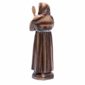 Statua S. Francesco da Paola 31 cm resina s3