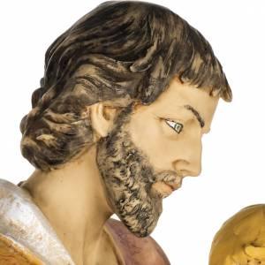 Statua San Giuseppe 100 cm resina Fontanini s7
