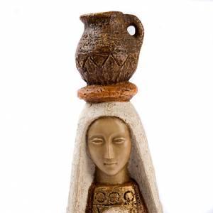 Statue in pietra: La Santa Vergine di Nazareth