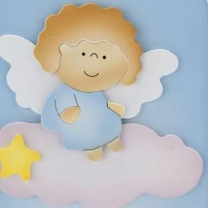 Płaskorzeźby różne: Stella stellina aniołek obrazek płaskorzeźba