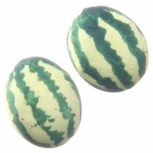 STOCK watermelon 2pieces for DIY nativities s2