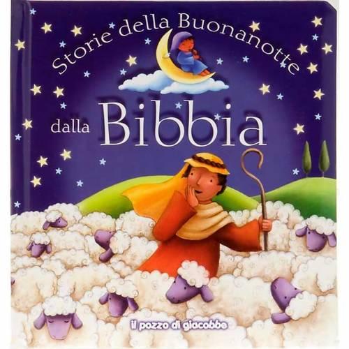 Storia della buonanotte dalla Bibbia s1