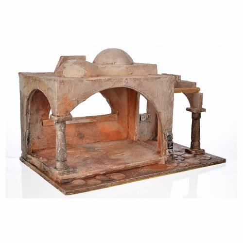 Étable style arabe crèche Fontanini 12 cm s2