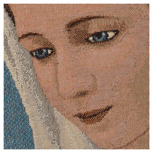 Tapestry Our Lady of Medjugorje s2