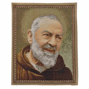 Tapestries: Tapestry Padre Pio
