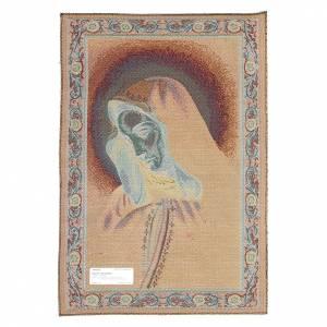 Tapisseries religieuses: Tapisserie Mater Dolorosa 65x45 cm