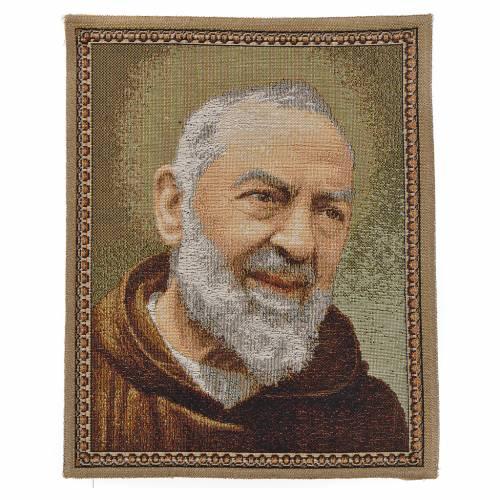 Tapisserie Père Pio s1