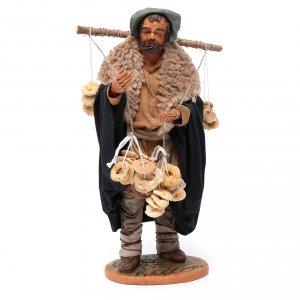 Taralli maker, Neapolitan Nativity 30cm s5